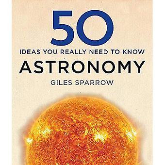 50 Astronomie-Ideen, was, die Sie wirklich wissen müssen