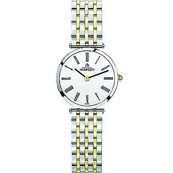 Michel Herbelin 17116-BT01N Women's Epsilon Stainless Steel Wristwatch