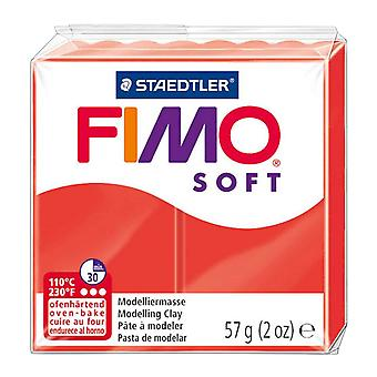 Fimo Soft Modelling Clay, Indian Red, 57 g