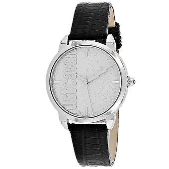 Just Cavalli Women's Tenue Silver Dial Watch - JC1L079L0015