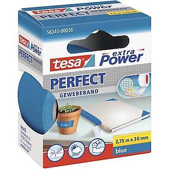 tesa 56343-36-2 Klud tape tesa® ekstra Power Blue (L x W) 2,75 m x 38 mm 1 stk(r)