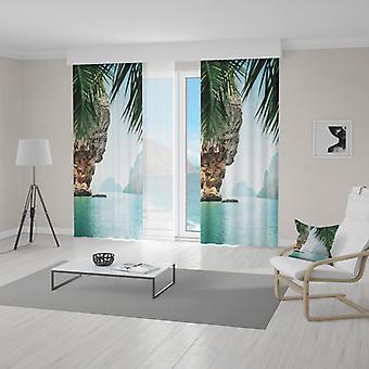 Meesoz Vorhänge - Under The Palms