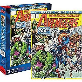 Puzzle - Marvel Avengers - Cover 500pc New Licensed 62159