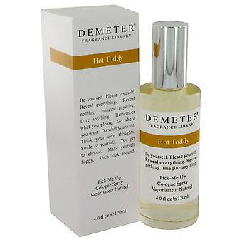 Demeter av Demeter Hot Toddy Köln Spray 4 oz/120 ml (kvinner)