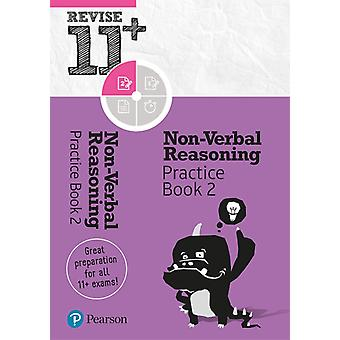 Revise 11 NonVerbal Reasoning Practice Book 2 by Gareth