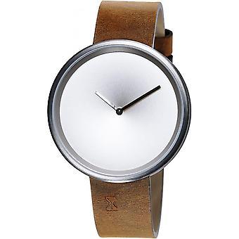 Watch TACS timepiece TS1801B - TIMEGLASS Brown man / woman