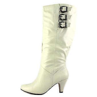 Bella Vita Womens Transit II Leather Almond Toe Knee High Fashion Boots