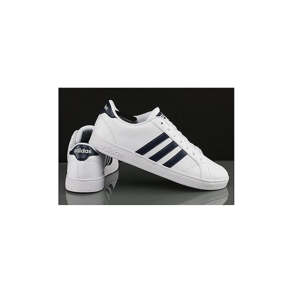 Adidas Baseline AW4618 universell hele året menn sko - Spesiell rabatt