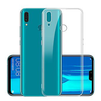 iCoverCase | Huawei Y9 2019 | Transparent Skal