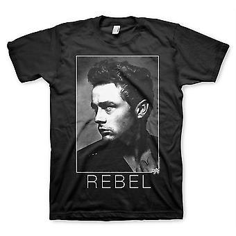 James Dean Rebel Without a Cause Portrait Official T-Shirt