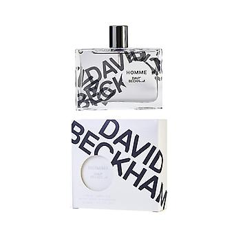 Homme David Beckham Eau de Toilette Spray 75ml
