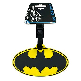 Batman Logo Luggage Tag