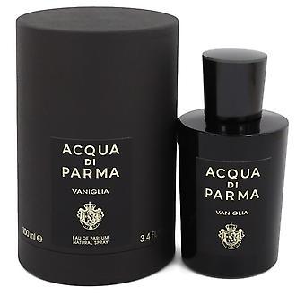 Acqua Di Parma Vaniglia by Acqua Di Parma Eau De Parfum Spray 3.4 oz / 100 ml (Women)