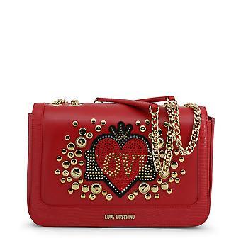 Love moschino women's crossbody väska olika färger jc4104pp18lt