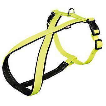 Trixie Comfort Harness Easylife Yellow Neon
