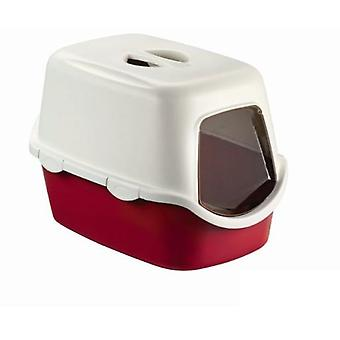 Arppe Cathy Cat Toilette With Filter (Cats , Grooming & Wellbeing , Covered Litter Trays)