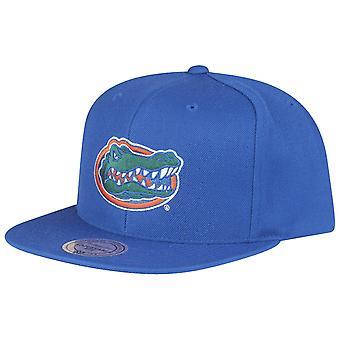 Mitchell & Ness Snapback Cap - NCAA Florida Gators royal