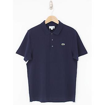 Lacoste Sport L1230 Pique Logo Polo - Navy/Blue