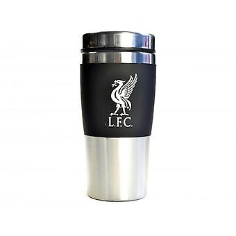 Caneca de viagem sem alças executiva do Liverpool FC