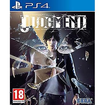 Judgment Day One Edition PS4 Game