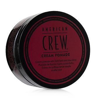 American Crew Men Cream Pomade (light Hold And Low Shine) - 85g/3oz