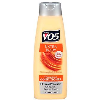 Alberto vo5 extra body volumizing conditioner, 12.5 oz