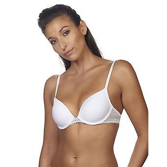 After Eden 10.07.6094-010 Women's Kylie White Underwired Padded Bra