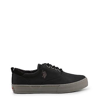 U.S. Polo Assn. Original Men Fall/Winter Sneakers - Black Color 32074