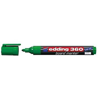 edding-360 board marker green 10PC 1,5-3 mm / 4-360004