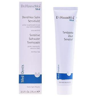Dr. Hauschka Sensitive Saltwater Toothpaste