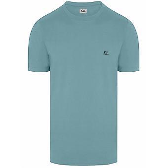 C.P. Company C.P. Company Pale Blue Reverse Goggle T-shirt