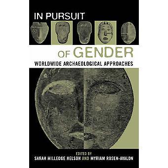 I Jakten på kjønn av Redigert av Sarah Milledge Nelson & Redigert av Myriam Rosen Ayalon