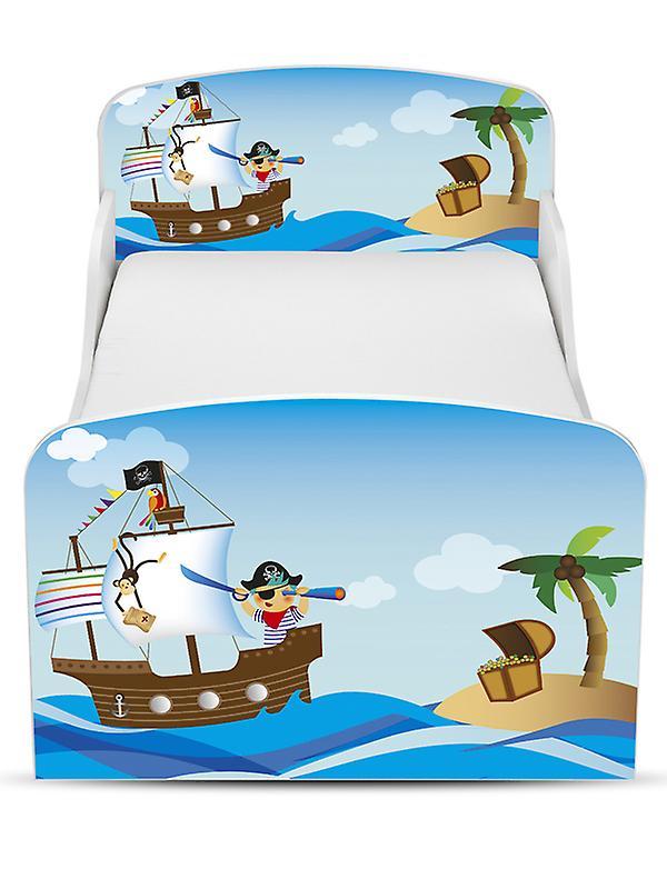 Lit pour tout-petits Design exclusif PriceRightHome Pirates
