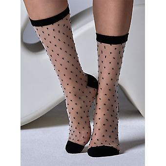 Gipsy Pretty Sheer Spotty Socks