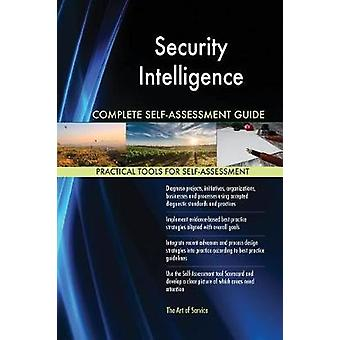 Security Intelligence Complete SelfAssessment Guide by Blokdyk & Gerardus
