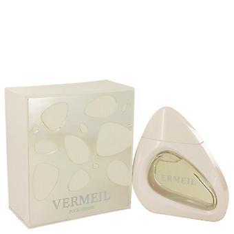 Vermeil pour femme eau de parfum spray by vermeil 538751 100 ml
