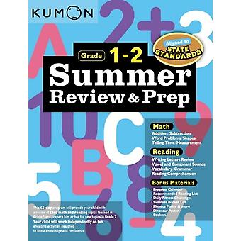 Summer Review amp Prep 12 by Publishing Kumon