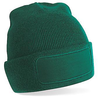 Зимняя шапка Beechfield унисекс равнины / головные уборы (идеально подходит для печати)