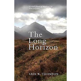 The Long Horizon de Iain R. Thomson - 9781912476572 Livre