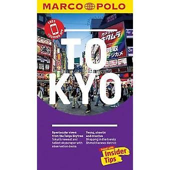 Tokyo Marco Polo Pocket Travel Guide - with pull out map by Marco Pol