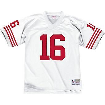 NFL מורשת ג'רזי-סן פרנסיסקו 49ers 1990 ג'ו מונטנה