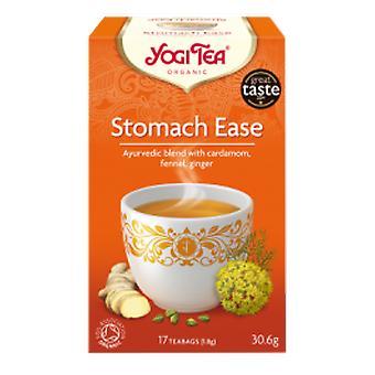 Yogi Tea - estômago facilidade 17 saco