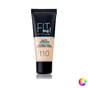Neste Meikki Base Fit Me Maybelline/120 - klassinen norsunluu