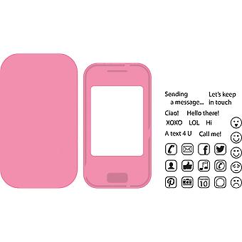 Marianne Design Da collezione Da collezione Da taglio Da avaro - Smartphone Col1359