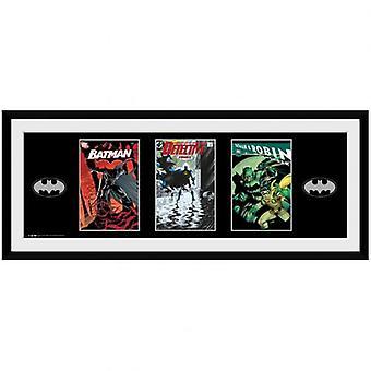 Batman Picture Comics 30 x 12