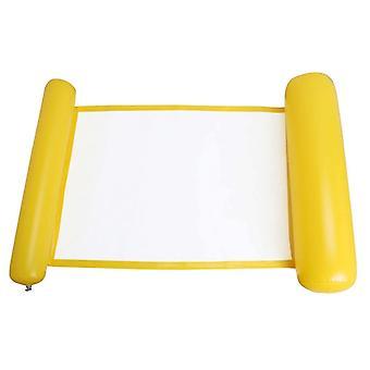 Inflatable Floating Hammock - Yellow