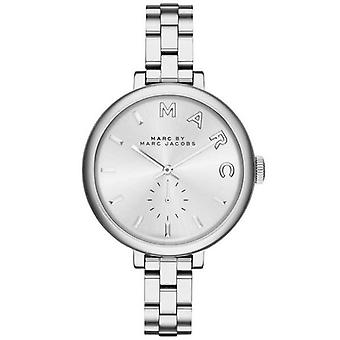 Mar by March Jacobs MBM3362 Sally Silver Dial Stainless Steel Ladies Watch