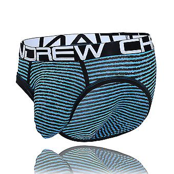 Andrew Christian Player Stripe Brief w/ Almost Naked  | Heren Ondergoed | Heren Slip