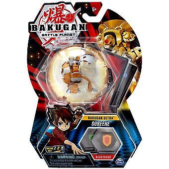 Bakugan Ultra 1 Pack 3 Inch Figure Goreene
