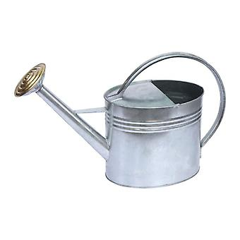 Ambassador Oval Galvanised Watering Can